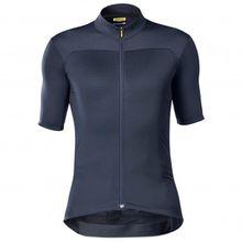 Mavic - Essential Jersey - Radtrikot Gr L;M;S;XL;XXL schwarz/blau