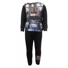 Star Wars Darth Vader Caped Jungen Schlafanzug 7-8 Jahre