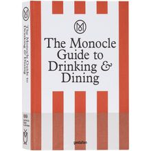 Gestalten The Monocle Guide to Drinking & Dining - Farblos (Unisize)