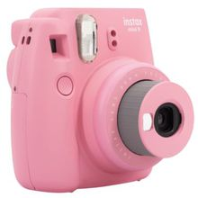 FUJIFILM Instax Sofortbildkamera  mini 9 rosé rosa