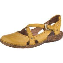 Josef Seibel Rosalie 13 Klassische Sandalen gelb Damen