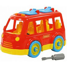 "Konstruktionsfahrzeug ""Bau dir deinen Van"""