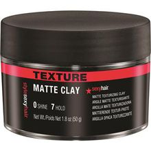 Sexy Hair Haarpflege Style Sexy Hair Matte Clay 50 ml