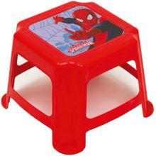 Sitzhocker Spider-Man rot