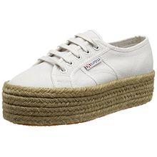 Superga Unisex Erwachsene 2790 Cotropew Sneakers, Grau, 40 EU
