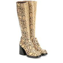 Stiefel Adelie aus Leder