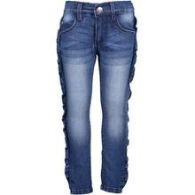 Blue Seven Jeans mit Rüschen
