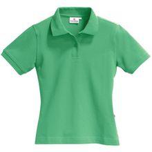 "HAKRO Damen Polo-Shirt ""Top"" 224 - apfelgrün - Größe: XL"