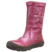 Bisgaard Tex Boot 61024216, Mädchen Schneestiefel, Rot (906 Red) 26