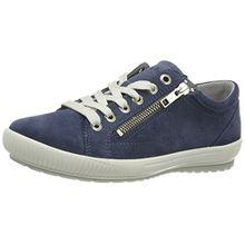 Legero Tanaro Damen Sneaker, Blau (Indaco 79), 37 EU (4 UK)