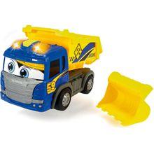 Dickie Happy Scania Dump Truck