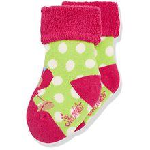 Sterntaler Baby-Mädchen Socken 8301685, Rosa (Magenta 745), 16