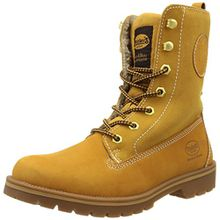 Dockers by Gerli 35AA305-300910, Damen Combat Boots, Gelb (Golden Tan 910), 41 EU
