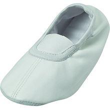 Playshoes Ballet-Schuhe 208753, Mädchen Ballerinas, Weiss (weiß 1), EU 28/29