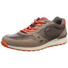 Ecco CS14 Ladies, Damen Sneakers, Beige (Woodrose/Dusty Purple/Coral BLUSH59535), 40 EU (7 Damen UK)