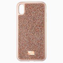 Glam Rock Smartphone Schutzhülle, iPhone® XS Max, Rotgold