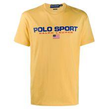 Polo Ralph Lauren 'Polo Sport' T-Shirt - Gelb