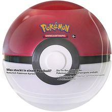Pokemon Poke Ball Tin DE