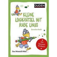 Buch - Duden Mitmach-Mini: Kleine Logikrätsel mit Rabe Linus