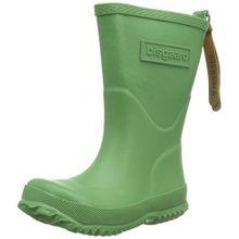 Bisgaard Unisex-Kinder Rubber Boot Basic Gummistiefel, Grün (31 lightgreen), 33 EU
