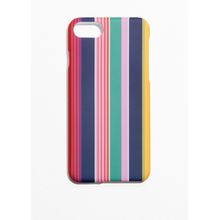 Multi Stripe iPhone Case - Yellow