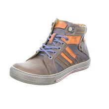 Kristofer Herren Stiefel KANN 324 Sneakers High braun Herren