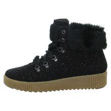 rieker Sneakers High für Mädchen schwarz Mädchen