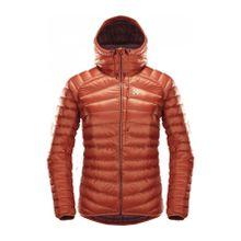 Haglöfs - Essens III Hood Damen Daunenjacke (orange) - XS