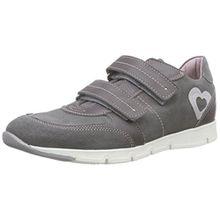 Däumling Jana - Julia, Mädchen Sneakers, Grau (Turino Smoked pearl82), 26 EU