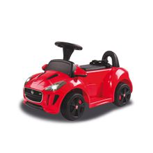 XXXL KINDERAUTO Ride-on Kiddy-Jaguar, Rot