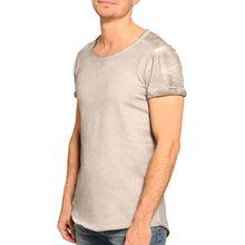 tigha T-Shirt in beige für Herren