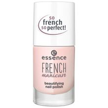 Essence French Manicure Nr. 02 - FRENCHs are forever Nagellack 10.0 ml