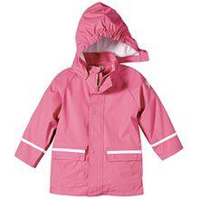 Sterntaler Kinder Mädchen Regenjacke, Alter: 6-8 Jahre, Größe: 128, Pink