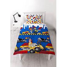 """Lego City Bettwäscheset """"Demolition"""" für Einzelbett"""