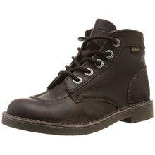 Kickers Schuhe - Schnürschuh KICK COL - marron fonce 209034-30