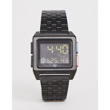 Adidas - Z01 Archive - Schwarze Armbanduhr - Schwarz