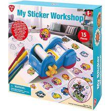 My Sticker Workshop