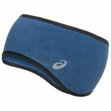 Asics - Ear Cover - Stirnband Gr XS blau;schwarz