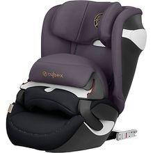 Auto-Kindersitz Juno M-Fix, Gold-Line, Premium Black-Black schwarz-kombi