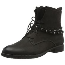 Tamaris Damen 25107 Combat Boots, Schwarz (Black 001), 38 EU