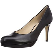 Högl 2-12 8000, Damen Plateau Pumps, Schwarz (0100), 37 EU (4 Damen UK)