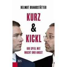 Gebundenes Buch »Kurz & Kickl«