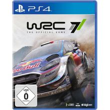 WRC 7 PlayStation 4, Software Pyramide