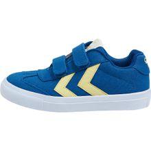 Hummel Sneakers 'Hop' blau / gelb / weiß