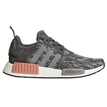 adidas Original Damen Sneakers NMD R1 W The Boost ™ Technology BY9952, BY9647 (38 2/3 EU - 5.5UK, Grey Three F17/RAW Pink)