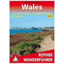 Bergverlag Rother - Wales - Wanderführer 2. Auflage 2017
