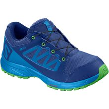 Salomon Kinder Outdoorschuhe XA ELEVATE CSWP J blau Junge