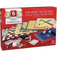 Spielesammlung 365 Spielmöglichkeiten