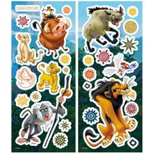 """Komar Deco-Sticker """"Lion King"""""""