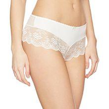Aubade Damen Panties Saint Tropez, Weiß (Perlmutt), 44 EU
